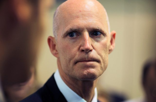 Governor Rick Scott Signs Medical Marijuana Plan