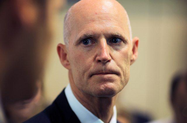 Governor Rick Scott Signs Medical Marijuana Plan
