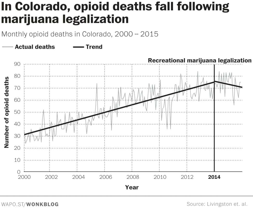 Florida's Opioid Crisis; Could Data out of Colorado be Providing a Clue?