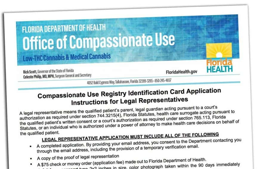 Florida Marijuana Patients Should Get ID Cards Sooner Now