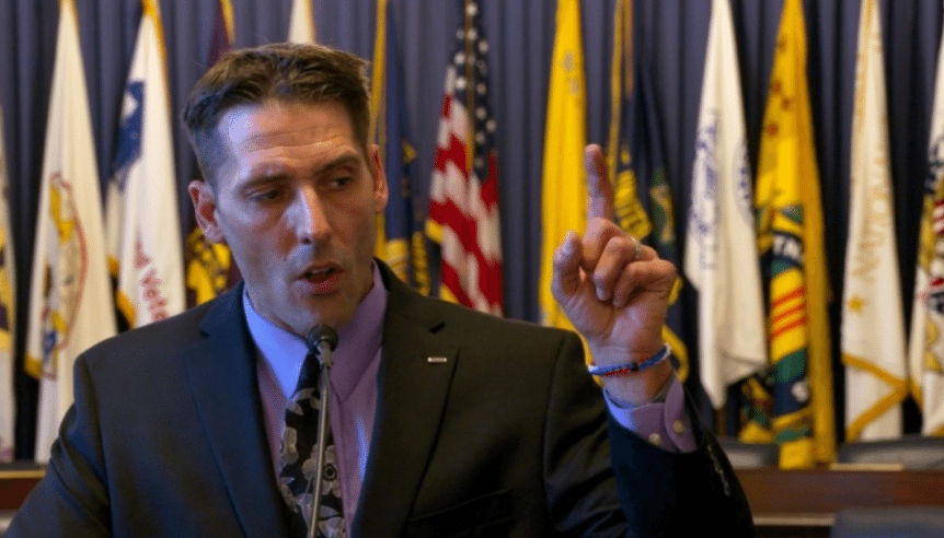 Florida Military Veteran Discusses How Medical Marijuana Has Saved His Life